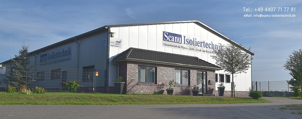 Scanu Isoliertechnik Deutschland https://www.scanu-isoliertechnik.de